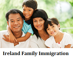 Ireland-Family-Immigration