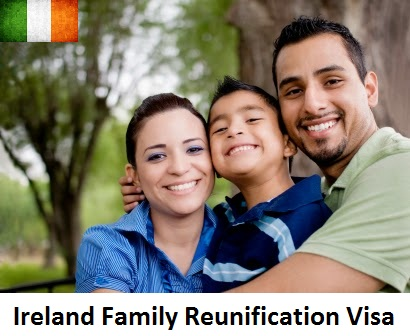 Ireland-Family-Reunification-Visa