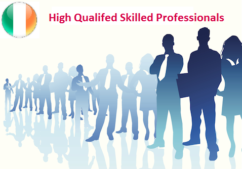 Ireland-Preffered-Destination-for-High-Qualified-Skilled-Professionals