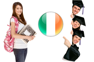 Ireland - Student, Study & Education