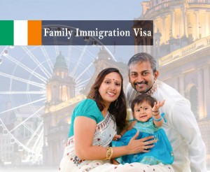 ireland family immigration visa